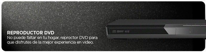 Reproductores DVD