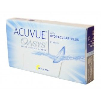 Johnsons y Johnsons  Lentes de contacto / ACUVUE OASYS  / UV