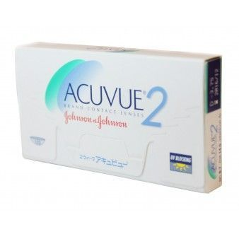 Johnson and Johnson Lentes de contacto / ACOVUE2 / UV