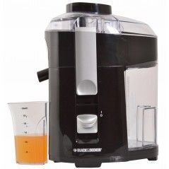 Black and Decker Extractor de Jugos / JE2200B / 400W