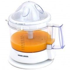 Black and Decker Extractor de jugo / CJ631 / Giro en ambos sentidos