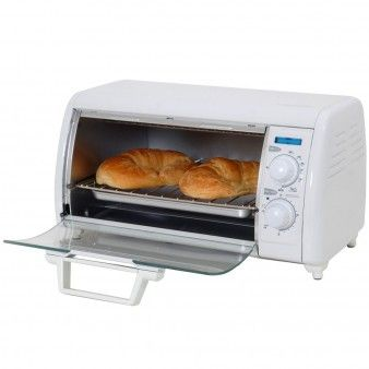 Black and Decker Horno Tostador / TRO420 / 4 Rebanadas